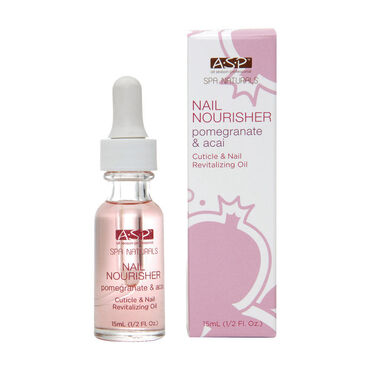 ASP Spa Nail Nourisher Pomegranate and Acai 15ml