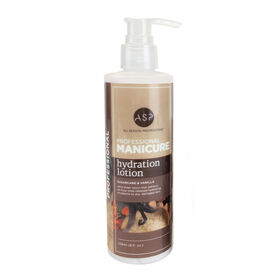 ASP Manicure Hydration Hand Cream Lotion Sugarcane & Vanilla 240ml