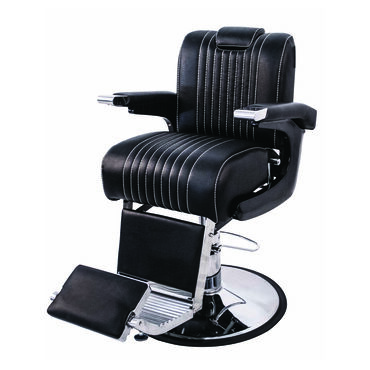 S-PRO Hampstead Barber's Chair Black