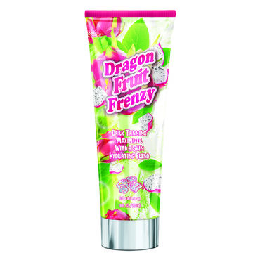 Fiesta Sun Fruity Scentsations Dragon Fruit Frenzy Dark Tanning Maximizer 236ml