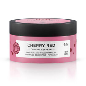 Maria Nila Colour Refresh - Cherry Red 100ml