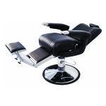 Salon Services Hampstead Barber's Chair Black