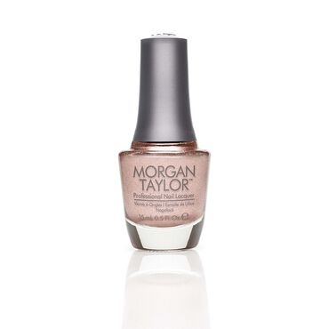 Morgan Taylor Long-lasting, DBP Free Nail Lacquer - No Way Rose 15ml