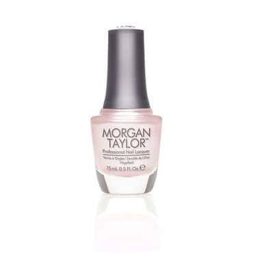 Morgan Taylor Long-lasting, DBP Free Nail Lacquer - Adorned In Diamonds 15ml