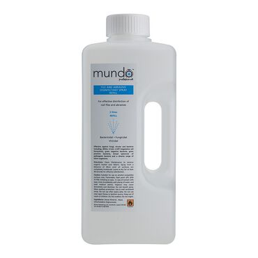 Mundo File and Abrasive Disinfectant Refill 2l