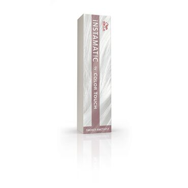 Wella Professionals Color Touch Instamatic Semi Permanent Hair Colour - Smokey Amethyst 60ml