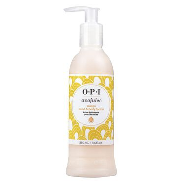 OPI Avojuice Hand and Body Lotion - Mango 250ml