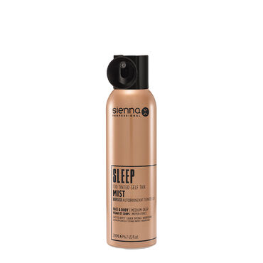 Sienna X Sleep Q10 Tinted Self Tan Mist 200ml