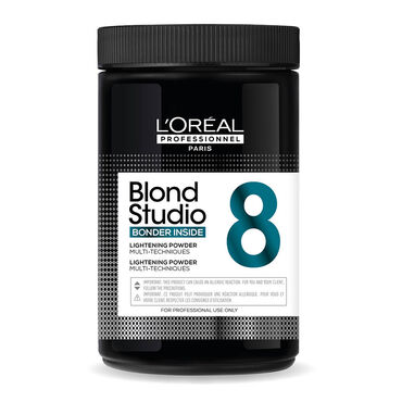 L'Oréal Professionnel Blond Studio Multi Techniques Bonder Inside Powder 500g