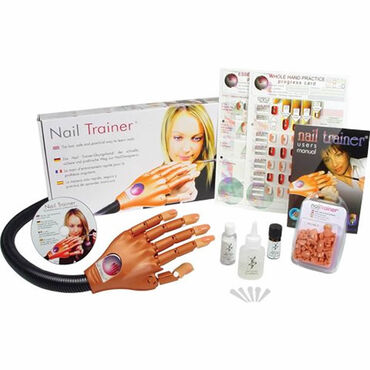 The Nail Trainer Nail Training Kit