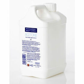 Professional Beauty Systems Acetone 1l