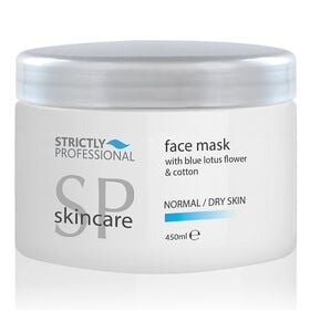 Strictly Professional Normal/Dry Skin Facial Mask 450ml