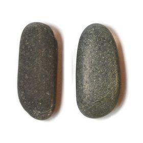 Vulsini Trigger Point Basalt Stones Pack of Two