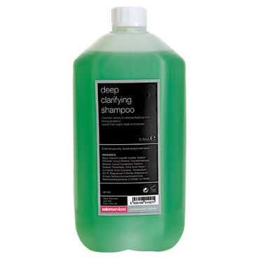Salon Services Deep Clarifying Shampoo 5000ml