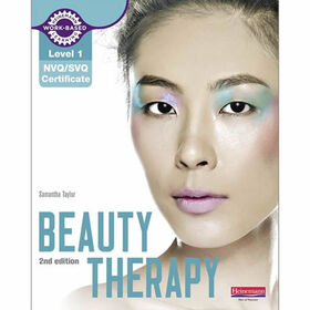 Salon Services NVQ/SVQ Beauty Therapy Level 1