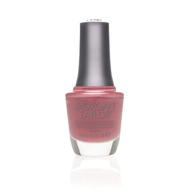 Morgan Taylor Long-lasting, DBP Free Nail Lacquer - Must  Have Mauve 15ml