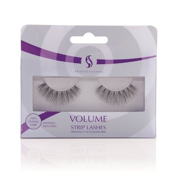 S Professional Volume Strip Lashes