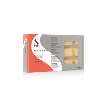 S-PRO Hot Film Wax Block, 500g