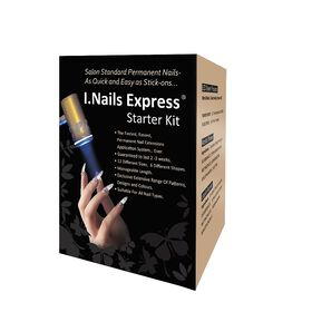 I.Nails Express Starter Kit with LED Beam Projector MKIII