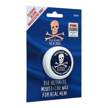 * The Bluebeards Revenge Classic Blend Moustache Wax 20ml