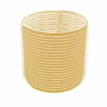 Salon Services Core Rollers Yellow 66mm Pack of 6