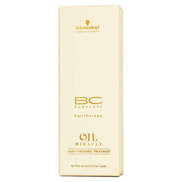 Schwarzkopf Professional Bonacure Oil Miracle Light Finishing Treatment 100ml