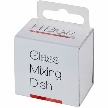 Hi Brow Glass Mixing Dish