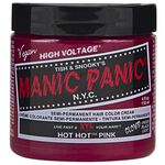 Manic Panic Semi Permanent Hair Colour - Hot Hot Pink 118ml