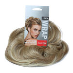 Hairdo Style-A-Do And Mini-Do clip in hair piece R14/88H/ Golden Wheat Duo Pack