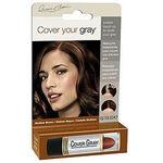 Fiske Cover Your Gray Semi Permanent Hair Colour - Light Brown/Black 14g