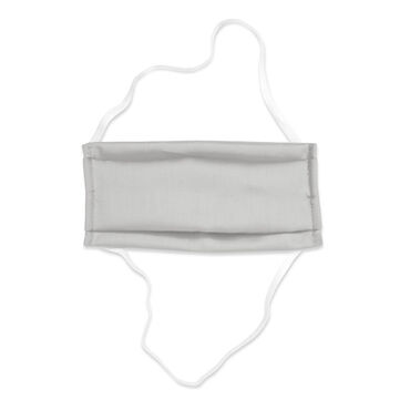Reusable Face Mask Light Grey, Pack of 4