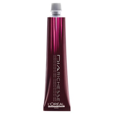 L'Oréal Professionnel Dia Richesse Semi Permanent Hair Colour - 7.23 Toffee Cream 50ml