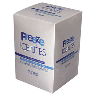 Proclere Freeze Ice Lites Hi Lift Powder Lightener Bleach 400g