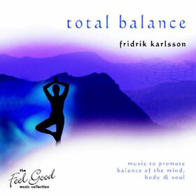 New World Music Friorik Karlsson Total Balance CD