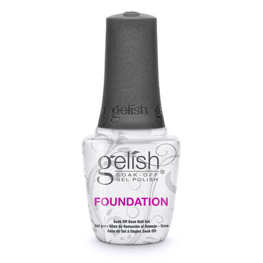 Gelish Soak-Off Gel Polish Foundation Base Gel 15ml