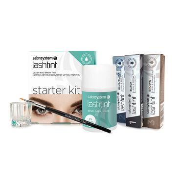 Salon System Lash Tint Starter kit
