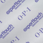 OPI Expert Touch Removal Wraps, Pack of 250