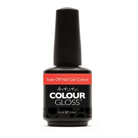 Artistic Colour Gloss Soak Off Gel Polish Femme Florale Collection - It Takes Tulips to Tango 15ml