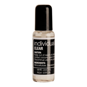 Salon Services Individual Lash Glue Clear 10ml