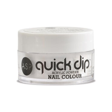 ASP Quick Dip Acrylic Dipping Powder Nail Colour - First Snow Fall 14.2g