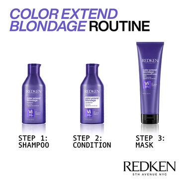 REDKEN Color Extend Blondage Express Anti-Brass Mask 250ml