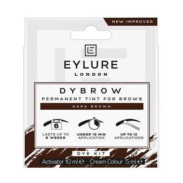 Eylure Pro-Brow Dybrow Dye Kit - Dark Brown