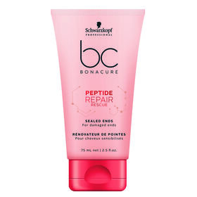 Schwarzkopf Professional Bonacure Peptide Hair Repair Rescue Sealed Ends 75ml 75ml