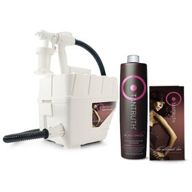 Tantruth Pro-125 Spray Tanning Kit