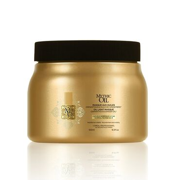 L'Oréal Professionnel Mythic Oil Masque For Fine Hair 500ml