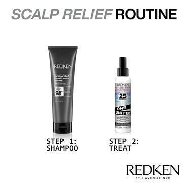REDKEN Scalp Relief Anti-Dandruff Shampoo 300ml