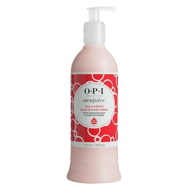 OPI Avojuice Hand and Body Lotion - Cran & Berry 600ml
