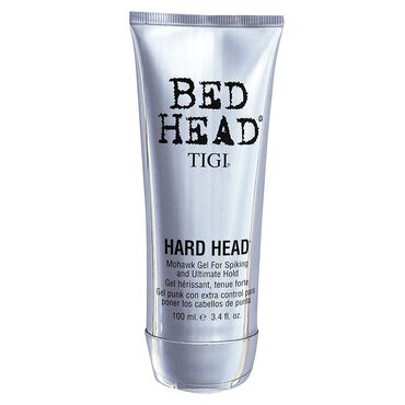 TIGI Bed Head Hard Head Gel 100ml