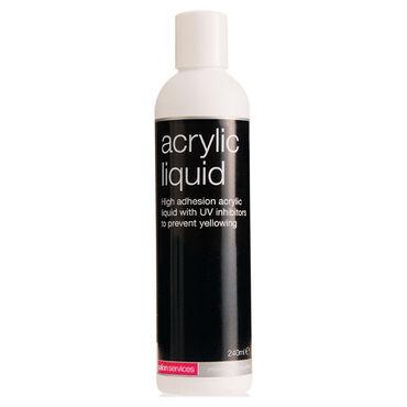 Salon Services Acrylic Liquid 240ml