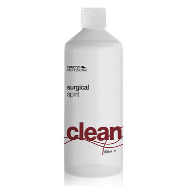 Strictly Professional Surgical Spirit Sterilising Solution 500ml